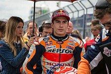 MotoGP: Marc Marquez wollte auf Gehalt aus 2020 verzichten