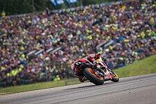 Neu für MotoGP-Camper: Direkt am Sachsenring übernachten