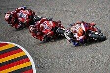 MotoGP - Petrucci: Platz im Ducati-Werksteam gehört wohl Miller