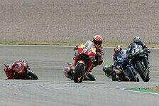 MotoGP-Analyse Sachsenring: Marquez verschonte seine Gegner