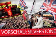 Formel 1 Silverstone 2019: Die 5 heißesten Fragen vor dem GP