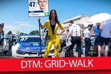 DTM - Video: DTM 2019: Was passiert in der Startaufstellung am Norisring?