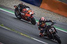 Marcel Hirscher fährt MotoGP-KTM: Ärgste, das ich je erlebt hab