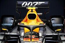 Formel 1 - Bilderserie: 007, Star Wars & Co: Besondere Red-Bull-Designs