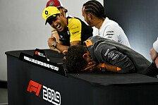 Formel 1 - Video: Formel 1 Silverstone: Hinter den Kulissen von McLaren
