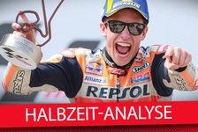 MotoGP - Video: Zerstörer Marquez! Die MotoGP bei Halbzeit - Der Analyse-Talk