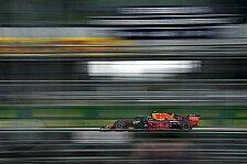 Formel 1, Silverstone 1. Training: Gasly mit Bestzeit