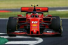 Formel 1 Silverstone: Ferrari gewinnt Qualifying-Generalprobe