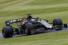 Formel 1, Haas: Grosjean weiter Launch-Spec, Update für K-Mag