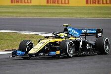 Formel 2 Silverstone: Ghiotto siegt, Schumacher verpasst Punkte