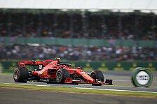Formel 1 Silverstone: Leclerc verpasst Sensation knapp