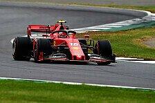 Formel 1 - Leclerc: Ferrari-Schwächen sind für Vettel schlimmer