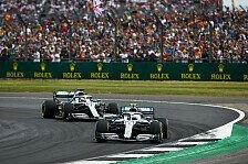 Formel 1, Silverstone: Bottas von Hamilton-Strategie überrollt
