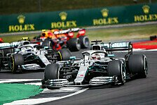Formel 1, Silverstone; Hamilton siegt, Vettel crasht Verstappen