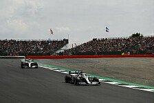 Formel 1: Britische Regierung genehmigt Silverstone-Rennen