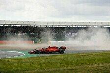 Formel 1 Live-Ticker Silverstone: Vettel schießt Verstappen ab
