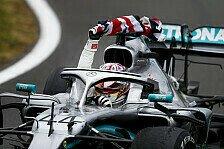 Hamilton düpiert Bottas doppelt: Auch ohne Safety Car gewonnen