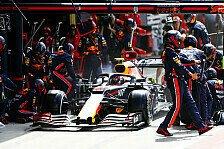 Formel 1, Red Bull Racing stellt neuen Boxenstopp-Rekord auf