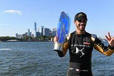 Formel E 2019, New York ePrix: Die besten Fotos vom Finale