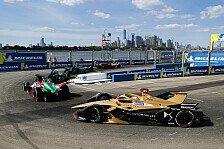Formel E 2021 New York: TV-Übertragung und Livestream heute