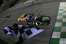 NASCAR - Bilder: Quaker State 400 Presented by Walmart - Rennen 19