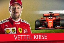 Formel 1 - Video: Krisen-Gerüchte: Tritt Sebastian Vettel zurück?
