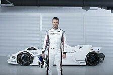 Formel E: Andre Lotterers Wechsel zu Porsche offiziell