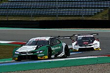DTM Assen: Wittmann gewinnt Regenrennen vor Audi-Duo
