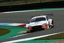 DTM Assen: Rast-Pole bei Audi-Dominanz - Wittmann ganz hinten