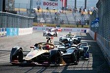 Formel E: New York und London abgesagt