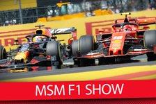 Formel 1 - Video: MSM F1 Show: Fährt die Formel 1 auf den falschen Strecken?