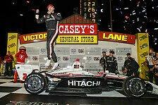 IndyCar 2019: Fotos Rennen 12 - Iowa