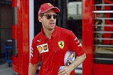 Formel 1 Hockenheim: Vettel bekennt sich zu Ferrari und F1