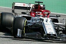 Formel 1 Hockenheim, Räikkönen fast vor Gasly: War sogar drin