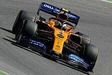 Formel 1, Q1-Aus für Norris: Batterie-Probleme bei McLaren