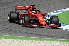 Formel 1, Ferrari rüstet nach Pace-Comeback auf: Ungarn-Update