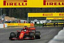 Formel 1, Hockenheim Trainingsanalyse: Ferrari-Pace wertlos?