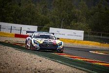 24h Spa 2019: Mercedes-AMG schnappt Porsche die Pole weg