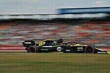 Formel 1, Hülkenberg knackt Ricciardo: Trotzdem Chance verpasst