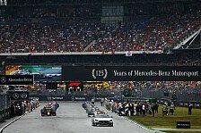 Wegen Corona: Formel-1-Comeback 2020 auf dem Hockenheimring?