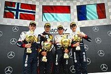 Arthur Leclerc triumphiert bei F1-Gastspiel in Hockenheim