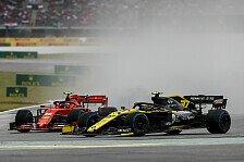 Formel 1, Renault erklärt Statement: Sind nicht gegen Ferrari