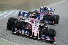 Formel-1-Zeugnis: Lance Strolls Saison-Fazit 2019
