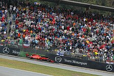 Leclerc will keine Crash-Ausreden: War ich, nicht der Asphalt