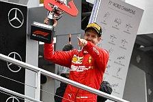 Formel 1, Vettel glaubt an Ferrari: Ungarn besser als gedacht?