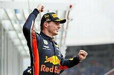 Formel 1: Max Verstappens Karriere-Meilensteine und Rekorde