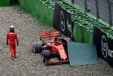 Formel 1, Unsafe Release: Warum nur Geldstrafe für Ferrari?