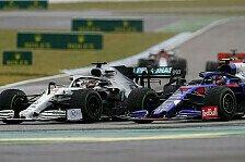 Formel 1, Albon zu Hamilton-Duell genötigt: Wollte gar nicht!