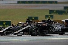 Grosjean, Magnussen beschwören: Wir mögen uns, Haas-Jobs sicher