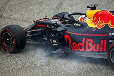Formel 1, Verstappen: Red-Bull-Experiment führte zu Drehern